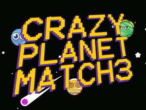 play Crazy Planet Match 3