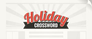 play Holiday Crossword