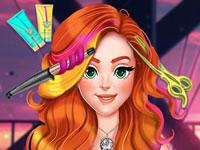 play Jessie New Year #Glam Hairstyles