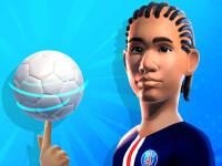 play Psg Football Freestyle