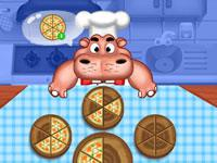 play Hippo Pizza Chef