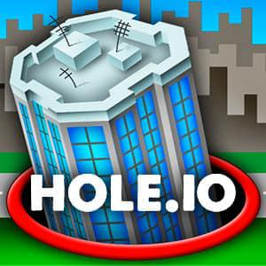 Hole.Io game
