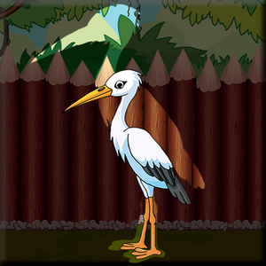 Crane-Bird-Escape game