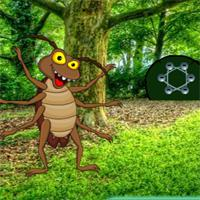 Pests-Forest-Escape game