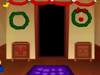 play New Year Home Escape
