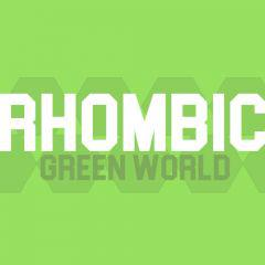 Rhombic Green World game
