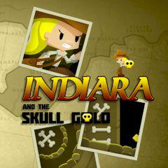 play Indiara And The Skull Gold