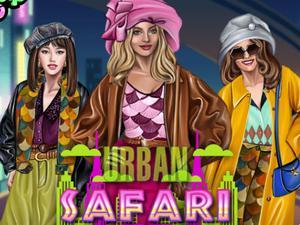 play Urban Safari Fashion