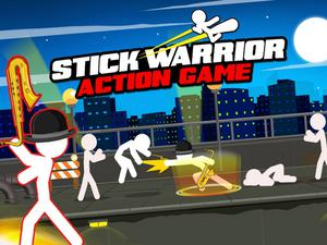 play Stick Warrior : Action