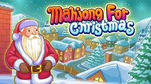 Mahjong For Christmas game