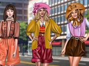 Urban Safari Fashion game