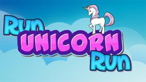 Run Unicorn Run game