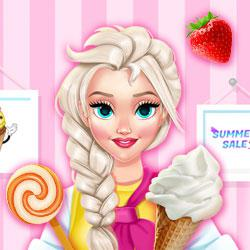 play Princess Kitchen Stories: Ice Cream