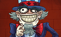 Trollface Quest: Usa Adventure game