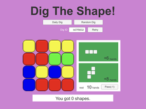 play Digtheshape