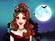 play Princess Vampire Wedding Makeover