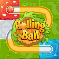 Rolling Ball game