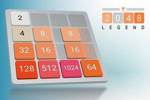 2048 Legend game