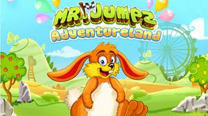 Mr Jumpz Adventureland game