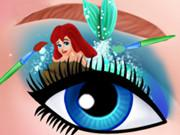 Barbie Artistic Eye Makeup game
