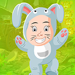 Rabbit Girl Escape game