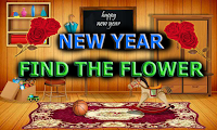Top10 New Year Find The Flower game