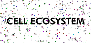 Cell Ecosystem game