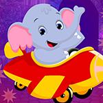 play Sedate Elephant Cub Escape