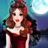 Princess Vampire Wedding Makeover