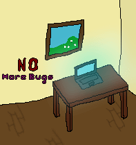 No More Bugs game
