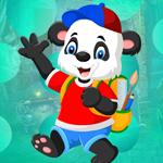 play Artsy Panda Bear Escape