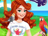 Exotic Birds Pet Shop game