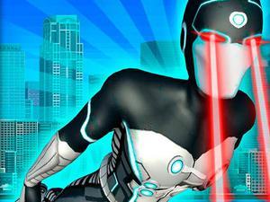play Flying Superhero Revenge: Grand City Captain
