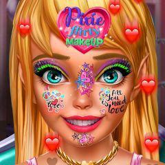 play Pixie Flirty Makeup