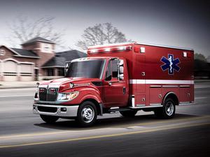 play Ambulance Slide