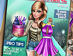 Serry Fashion Cover Dress Up game