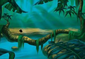 play Dark Hidden Jungle Escape