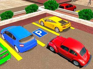 play Real Car Parking Drive