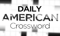Daily American Crossword game
