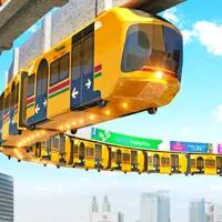 Sky Train Simulator game
