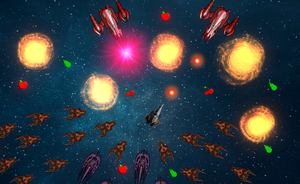 Attackers From The Eighth Dimension game