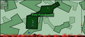 Putt-Putt Royale game