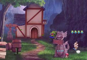 play Escape From Fantasy World