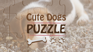 Cute Dogs Puzzle game