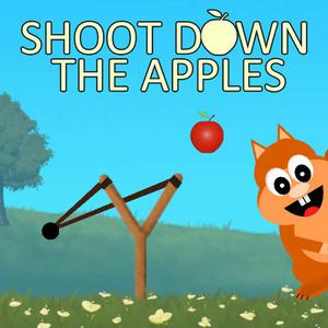 play Shoot Down The Apples