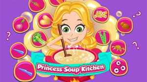 Princess Soup Kitchen game