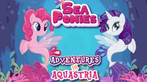 Sea Ponies Adventures In Aquastria game
