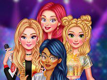 play Princesses Stage Divas
