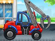 play Truck Factory For Kids