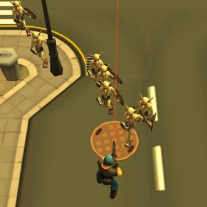 play Topdown Monster Shooter